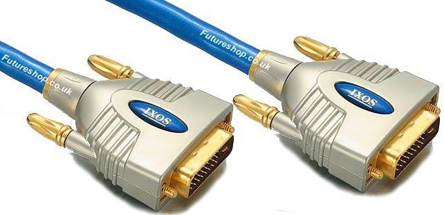IXOS XHV458-750 DVI to DVI-D Cable