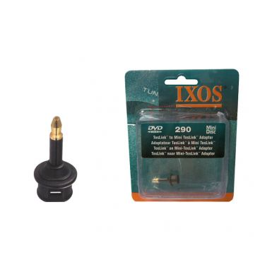 IXOS 290 Mini Toslink Adaptor