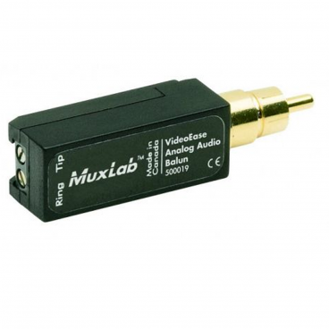 MuxLab 500019 Analogue Audio Balun