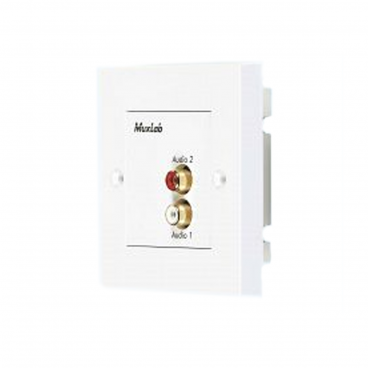 MuxLab 500028-WP-UK Wall Balun-UK (