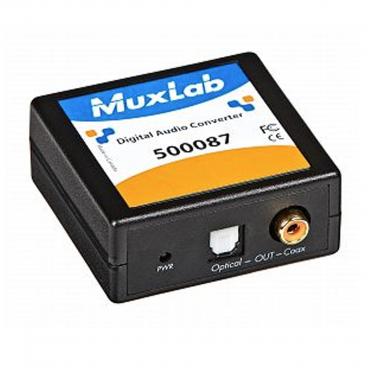 MuxLab 500087 Digital Audio Standards Converter