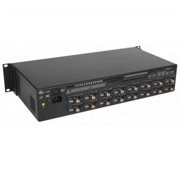 Muxlab 500136 Passive CCTV Power Integrator Hub