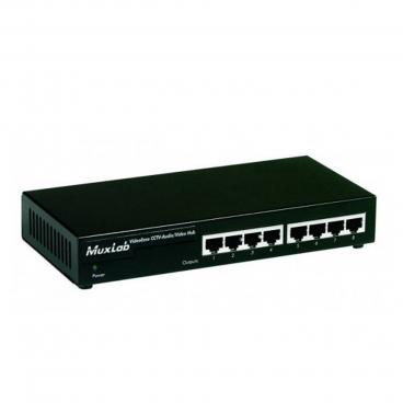 MuxLab 500201 Audio Video Distribution Hub