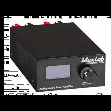 MuxLab 500219 Analog Audio Balun Amplifier
