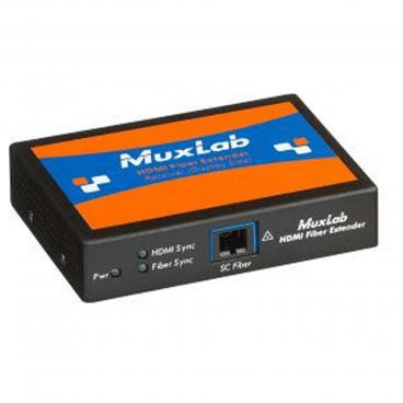 MuxLab 500460 HDMI 4K Fiber Extender Kit (HD Distribution)