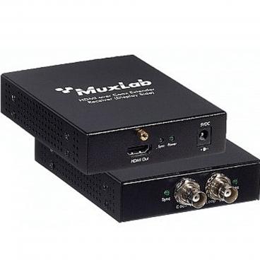 MuxLab 500465 HDMI over Coax Extender Kit