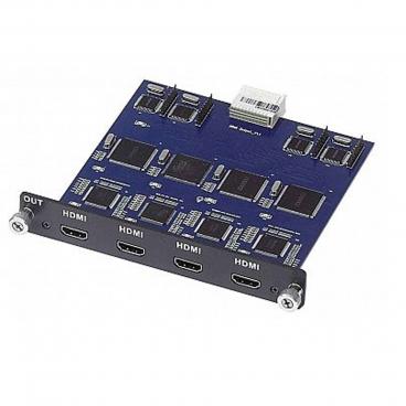 MuxLab 500475 4 Channel HDMI Output Card