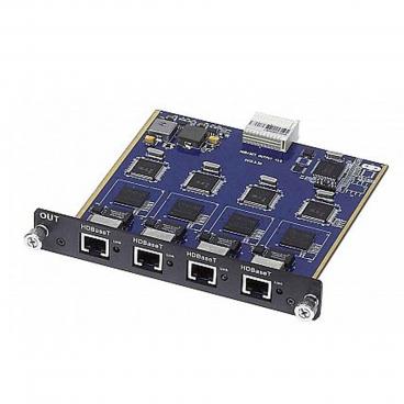 MuxLab 500477 4 Port Fiber Output Card