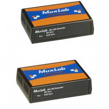 MuxLab 500700 3G-SDI Extender Kit & Longreach 3G-SDI Extender Kit
