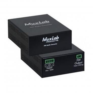 MuxLab 500755-70v Audio Converter