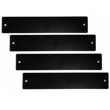 MuxLab 500921 Black Filler Plate Kit