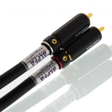 Furutech Alpha Line Plus Audio Cable