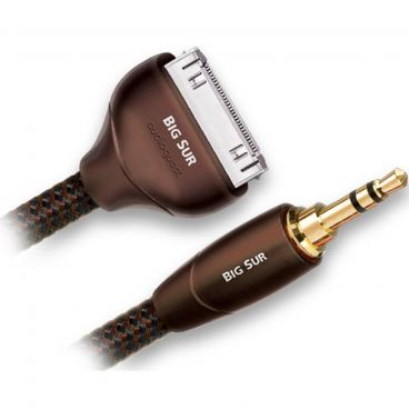 Audioquest Big Sur 3.5mm to iPod/iPad/iPhone Cable