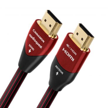 AudioQuest Cinnamon Active HDMI Cable