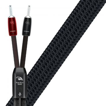 AudioQuest Robin Hood Silver Speaker Cable - Factory Terminated