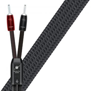 AudioQuest William Tell Silver Speaker Cable - Factory Terminated