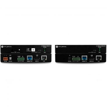 Atlona AT-HDR-EX-100CEA-KIT 4K HDR HDMI Over 100 M HDBaseT TX/RX with Ethernet, Control, PoE, and Return Audio