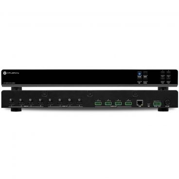 Atlona AT-HDR-H2H-44MA 4K HDR 4×4 HDMI Matrix Switcher