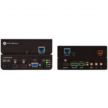 Atlona AT-HDVS-150-KIT HDBaseT TX/RX with Three-Input Switcher and HD Scaler