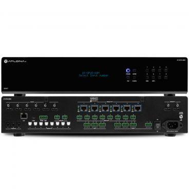 Atlona AT-OPUS-68M 4K HDR 4x6 HDMI to HDBaseT Matrix Switchers
