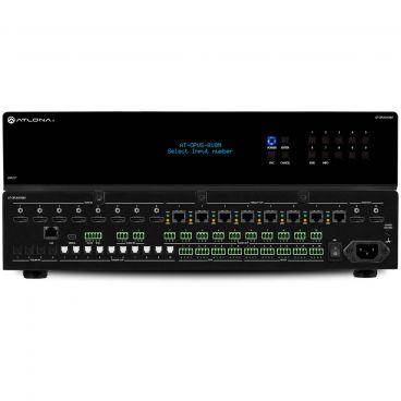 Atlona AT-OPUS-810M 4K HDR 8x10 HDMI to HDBaseT Matrix Switchers