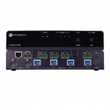 Atlona AT-UHD-CAT-4ED 4K/UHD HDMI to HDBaseT™ distribution amplifier