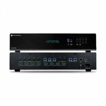 Atlone Technologies AT-UHD-CLSO-840 4K/UHD 8×4 HDBaseT and HDMI Matrix Switcher with PoE
