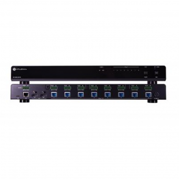 Atlona Technologies AT-UHD-CAT-8 4K/UHD 8-Output HDMI to HDBaseT Distribution Amplifier
