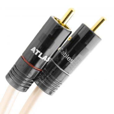 Atlas Element Asymmetrical Integra, 2 RCA to 2 RCA Audio Cable