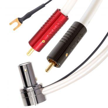 Atlas Element Achromatic Tonearm Audio Cable