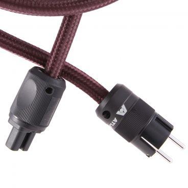 Atlas EOS Superior EU Mains Power Cable - C15 10A 2m Length (Special Offer)