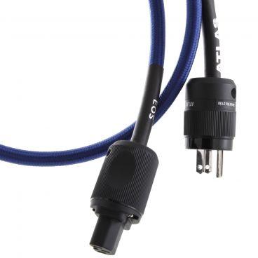 Atlas EOS 4DD USA Mains Power Cable - IEC 10A 1m Length (Special Offer)