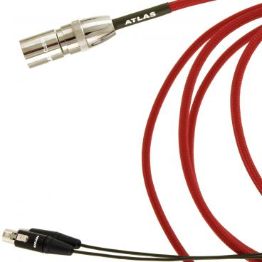 Atlas Zeno 1:2 Custom Headphone Cable - 4 Pin XLR to Push-Pull - 2.5m Ex-Demo