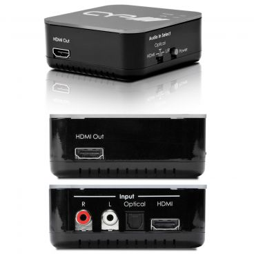 CYP AU-11CA HDMI Audio Embedder with built in Repeater