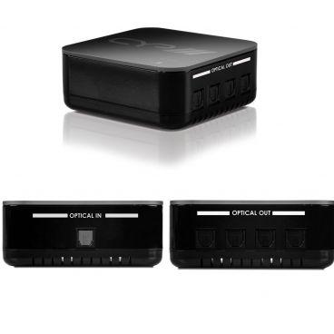 CYP AU-D14 4-Way Digital Optical Audio Splitter