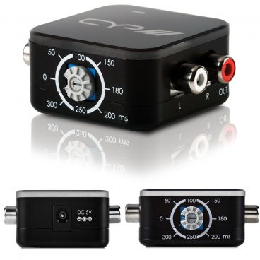 CYP AU-D18 Analogue Stereo Lip Sync Corrector