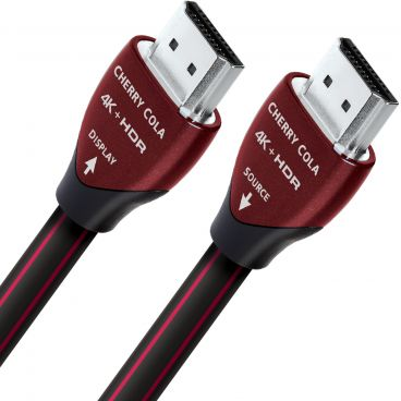 AudioQuest Cherry Cola Active Optical HDMI Cable 20m - Ex-Demo