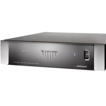 AudioQuest Niagara 5000 Low-Z Power Noise-Dissipation System - UK Sockets