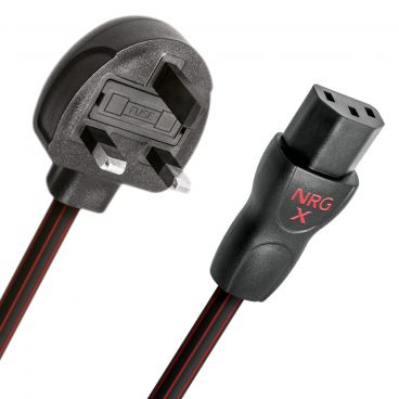 AudioQuest NRG-X2 UK Mains Power Cable