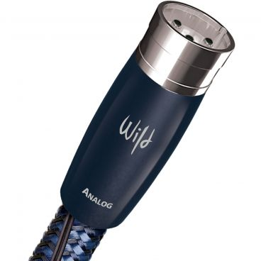 Audioquest Wild Blue Yonder, 2 XLR to 2 XLR Audio Cable
