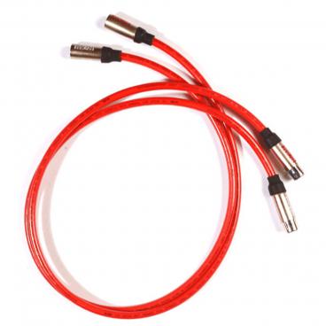 Ecosse The Baton MK2, 2 XLR to 2 XLR Audio Cable