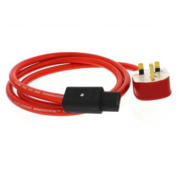 Ecosse Big Red High Current Powerchord (USA, 2m)