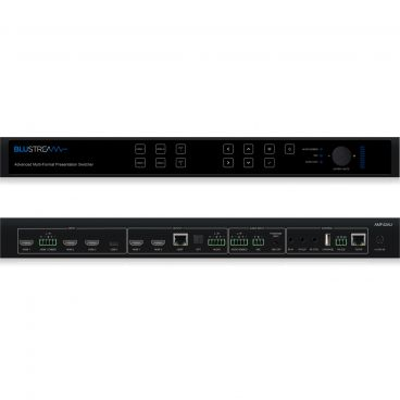 Blustream AMF42AU 4x2 Advanced Multi Format Presentation Switcher