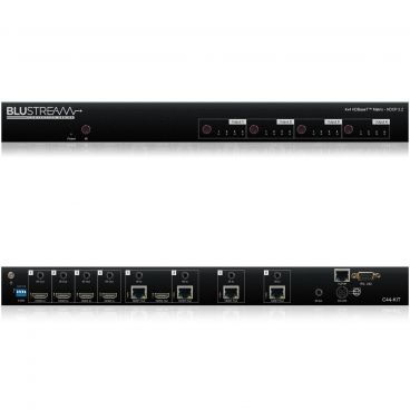 Blustream Contractor 4x4 HDBaseT™ Matrix Kit