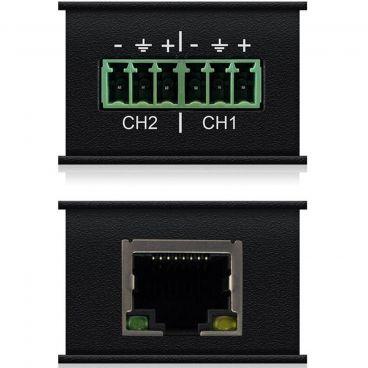 Blustream DA11AU 2 Channel Analogue Audio to Dante® Converter