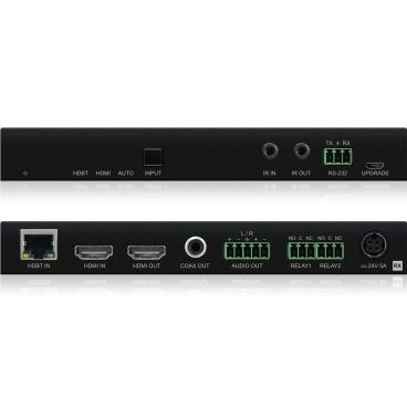 Blustream HEX70HDU-KIT Multi Format HDBaseT™ Extender Set Supporting 4K up to 40m (1080p up to 70m)
