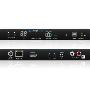 Blustream IP200UHD-TX IP Multicast UHD Video Transmitter over 1GB Network
