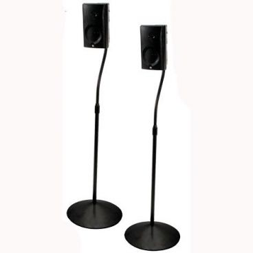 B-Tech Ventry Home Cinema Speaker Stands