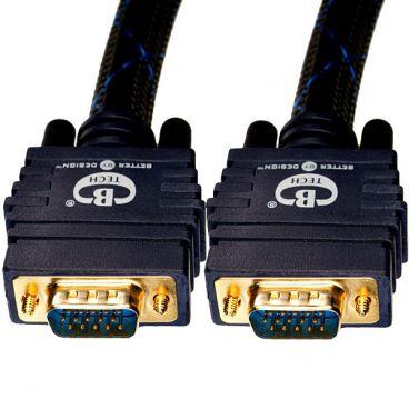 BTXL15050 15 Pin VGA to VGA Cable