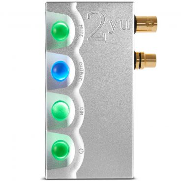 Chord Electronics 2YU Musically Transparent Audio Interface for 2GO